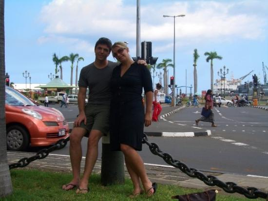 พอร์ตหลุยส์: Mauritius