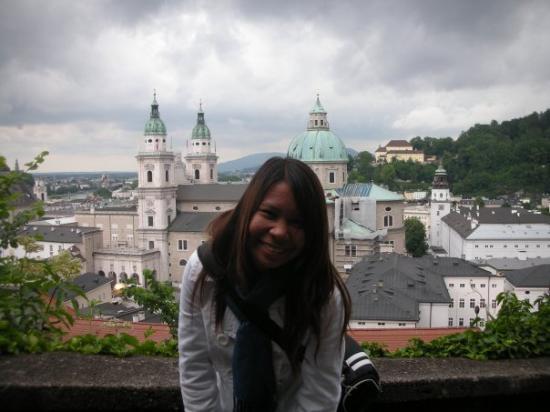 ซาลซ์บูร์ก, ออสเตรีย: in salzburg..