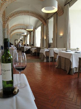 Parador de Turismo de La Granja: I recomend the restaurant