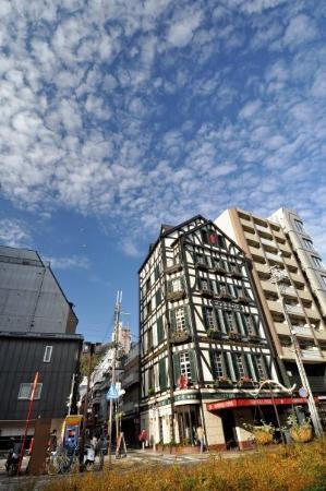 โกเบ, ญี่ปุ่น: 很美的天, 當然拍攝的人取的景更美~!!