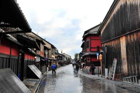 เกียวโต, ญี่ปุ่น: 很有特色的街道~