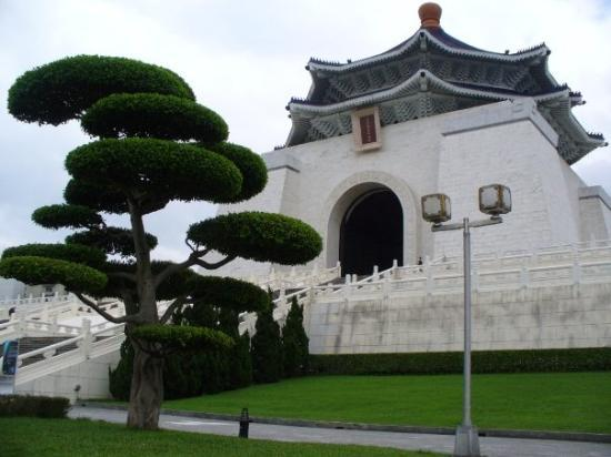 ไทเป, ไต้หวัน: 第三天 中正紀念堂 (我還是比較喜歡這名字多一點)