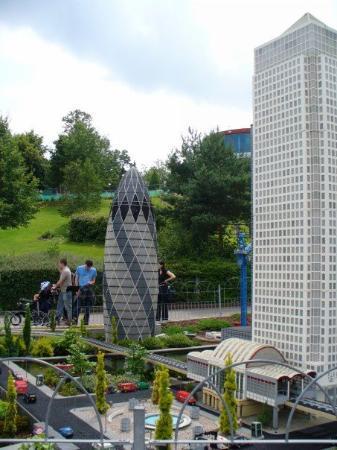 วินด์เซอร์, UK: 20070623 - Legoland London, Miniland