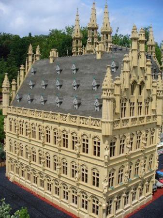 วินด์เซอร์, UK: 20070623 - Legoland Belgium, Miniland
