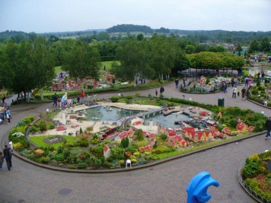 วินด์เซอร์, UK: 20070623 - Legoland Miniland