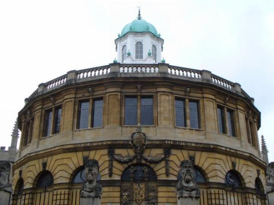 อ๊อกซฟอร์ด, UK: 20070624 - Oxford