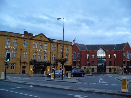 อ๊อกซฟอร์ด, UK: 20070623 - Oxford