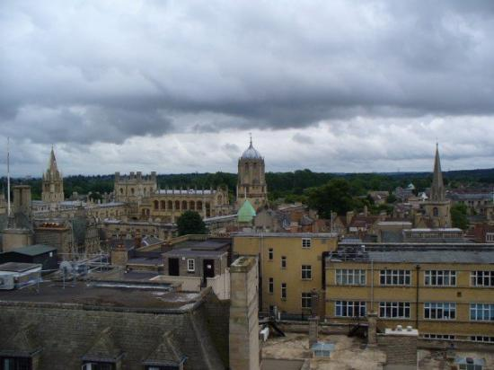อ๊อกซฟอร์ด, UK: 20070624 - Oxford