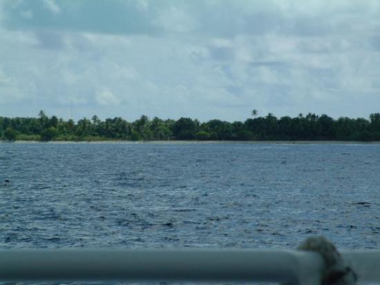 Fanning Island.