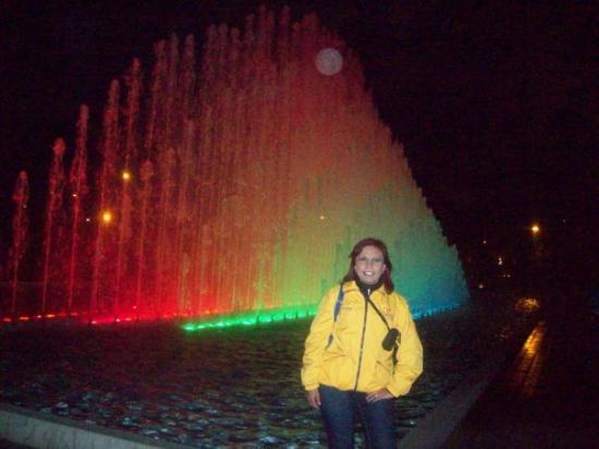 ลิมา, เปรู: En circuito magico del Agua, un paseo imperdible