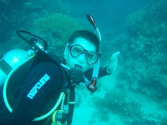 Divers Den ภาพถ่าย