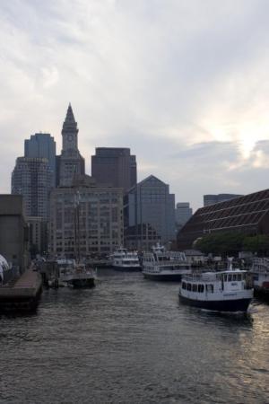 บอสตัน, แมสซาชูเซตส์: Boston Harbor