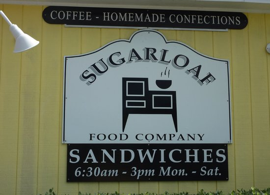 Sugarloaf Food Company: Great coffee!