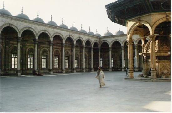 สุเหร่าโมฮัมเหม็ดอาลี: Egipto