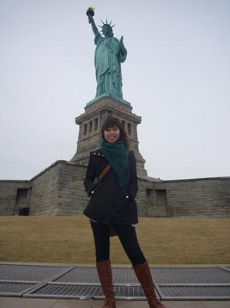 Statue of Liberty, NY (March 2009)