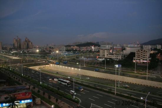 จูไห่, จีน: 珠海夜景