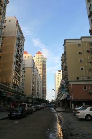 จูไห่, จีน: 珠海街景