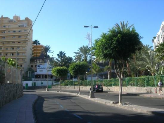 ปลายาเดลอิงเกลส, สเปน: Playa del Ingles -07