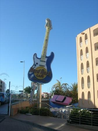 Hard Rock Cafe, Playa del Ingles -07