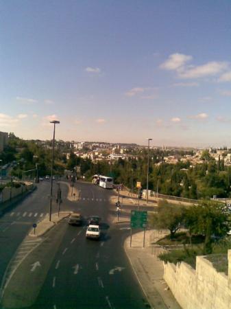 เยรูซาเล็ม, อิสราเอล: a beautiful view of New Jerusalim