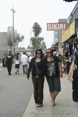 Venice Beach Boardwalk: LA - Venice Beach