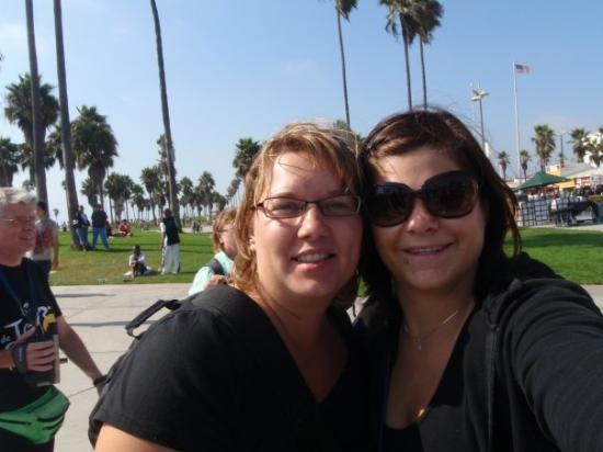 Venice Beach Boardwalk: LA - Venice Beach