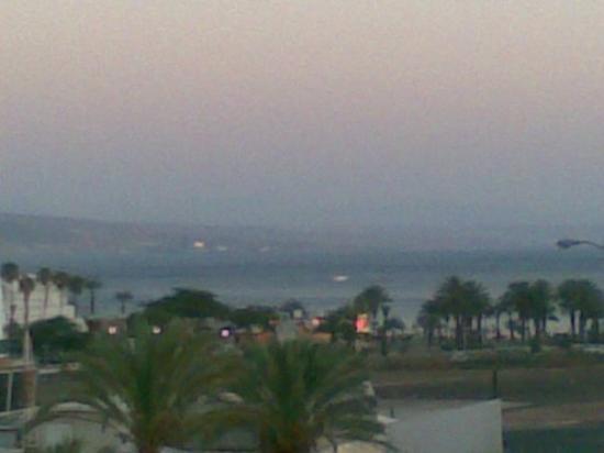 ไอแลต, อิสราเอล: nice view of red sea
