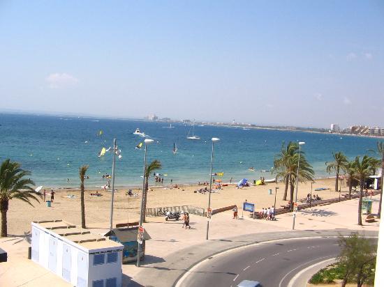 Hotel Marina: Playa