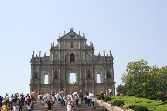 Ruins of St. Paul's: Macau