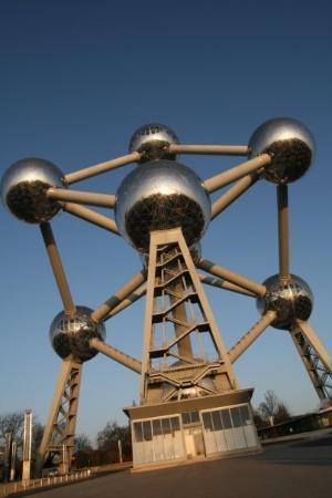 Atomium: Atomimumas