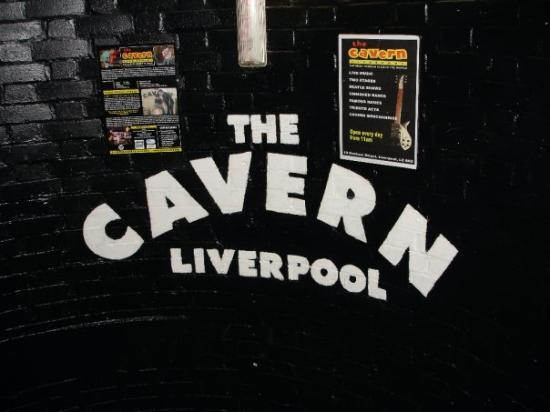 The Cavern Club: This is where the Beatles got the start