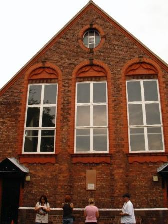 ลิเวอร์พูล, UK: This is where John and Paul met