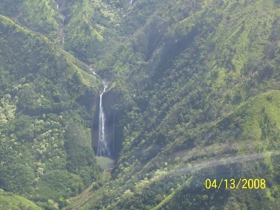 Safari Helicopters: Jurassic Falls