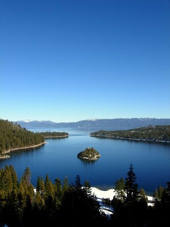 Emerald Bay State Park: Emerald Bay, Lake Tahoe | January 2009