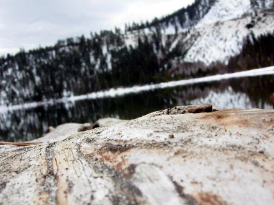 Lake Tahoe (California), แคลิฟอร์เนีย: Emerald Bay, Lake Tahoe | January 2009