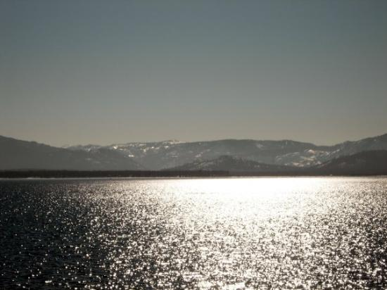 Lake Tahoe (California), แคลิฟอร์เนีย: Lake Tahoe | January 2009