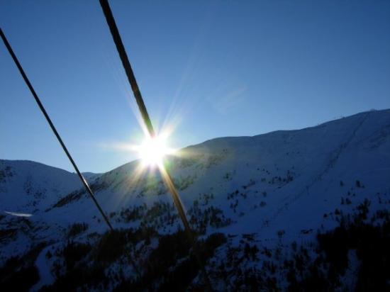 L'Alpe-d'Huez, ฝรั่งเศส: Alpe d'Huez, France | December 2008