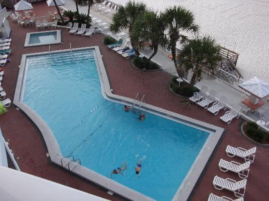 Palmetto Inn & Suites: pool