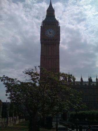 บิ๊กเบ็น: Big Ben