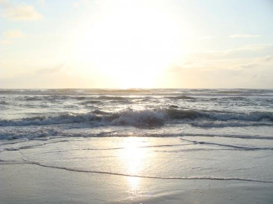 Crescent Beach, ฟลอริด้า: Sunrise