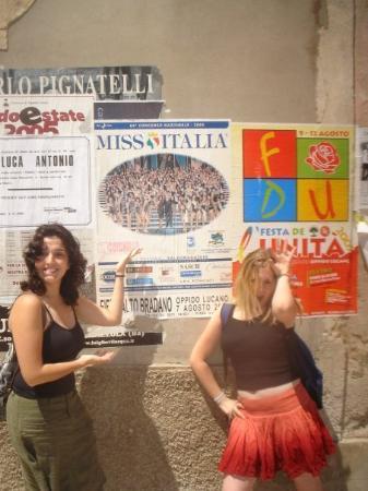 Potenza, อิตาลี: Miss italia!!!