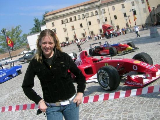 Potenza, อิตาลี: Vaig ser ostesa de ferraris per un dia