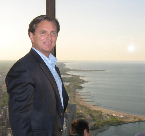 หอสังเกตุการณ์จอห์นแฮนค็อก: 96th floor of the Hancock Building