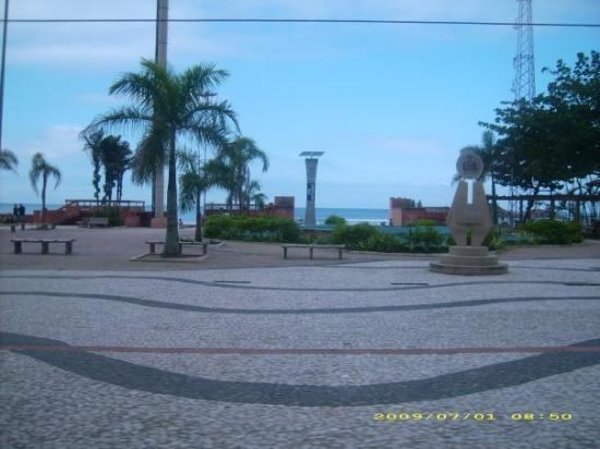 กูอารูจา: Guarujá, litoral de Sao Paulo.