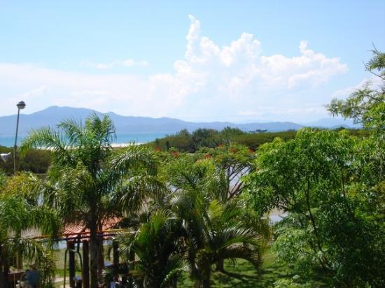 ฟลอเรียโนโปลิส: View at Noelia's family's home