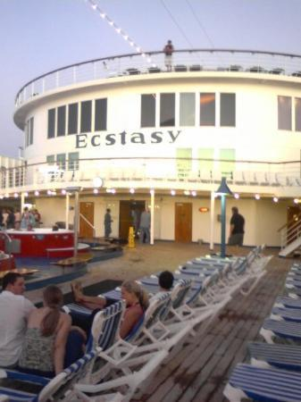 คาตี, เท็กซัส: the deck