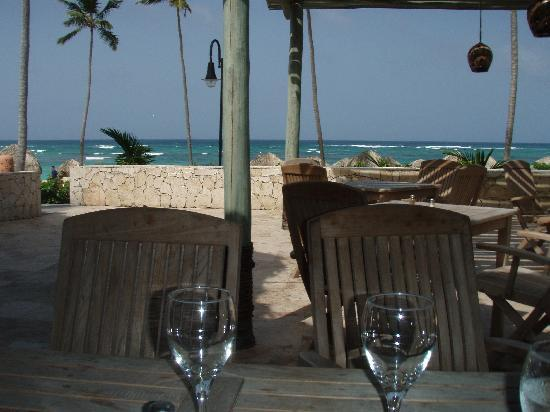 Majestic Elegance Punta Cana: View from the Sea and See Restaurant