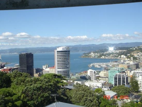 เวลลิงตัน, นิวซีแลนด์: Wellington, New Zealand