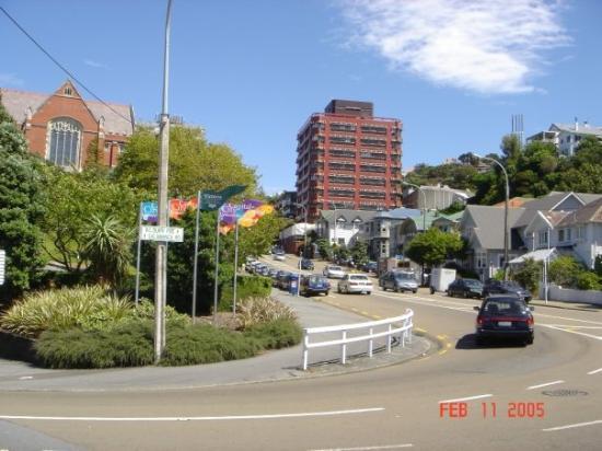 เวลลิงตัน, นิวซีแลนด์: Wellington, New Zealand Victoria University