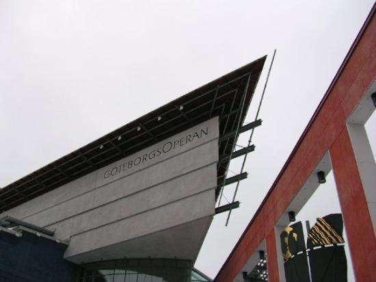 โกเธนเบิร์ก, สวีเดน: Göteborg-Opera